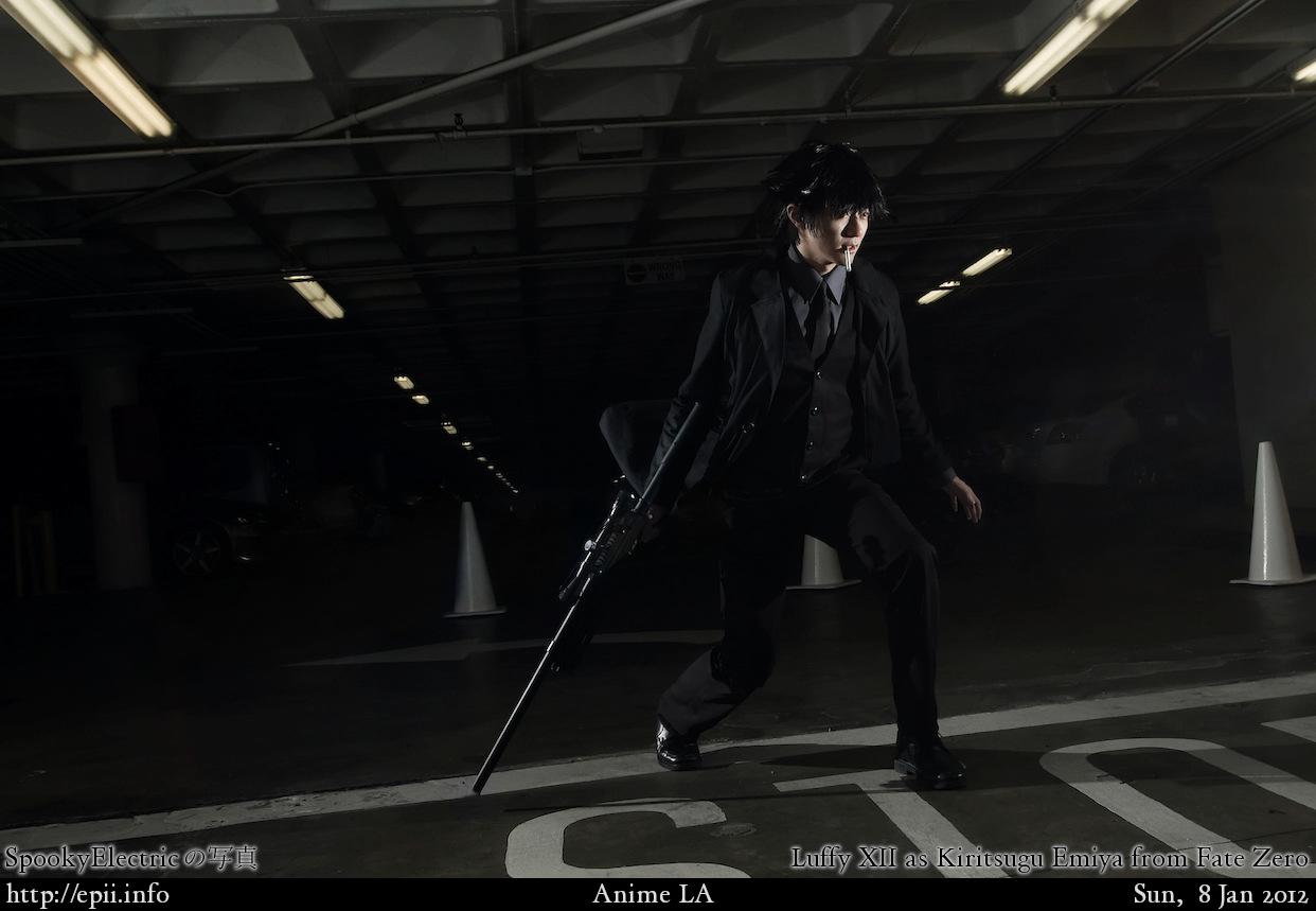 Fate Zero Kiritsugu Emiya 0379 E I Info