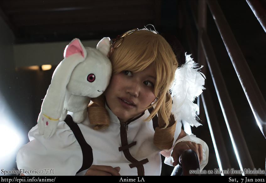 Cosplay  Picture: Madoka - Mami 0054