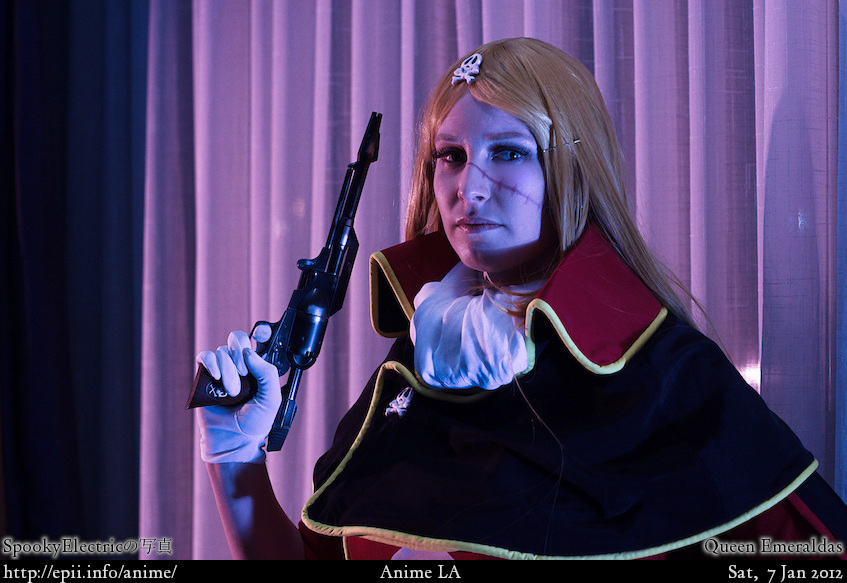 Cosplay  Picture: Queen Emeraldas