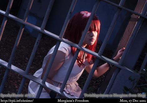 Cosplay  Picture: Magi - Morgiana 6186