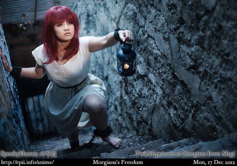 Cosplay  Picture: Magi - Morgiana 6280