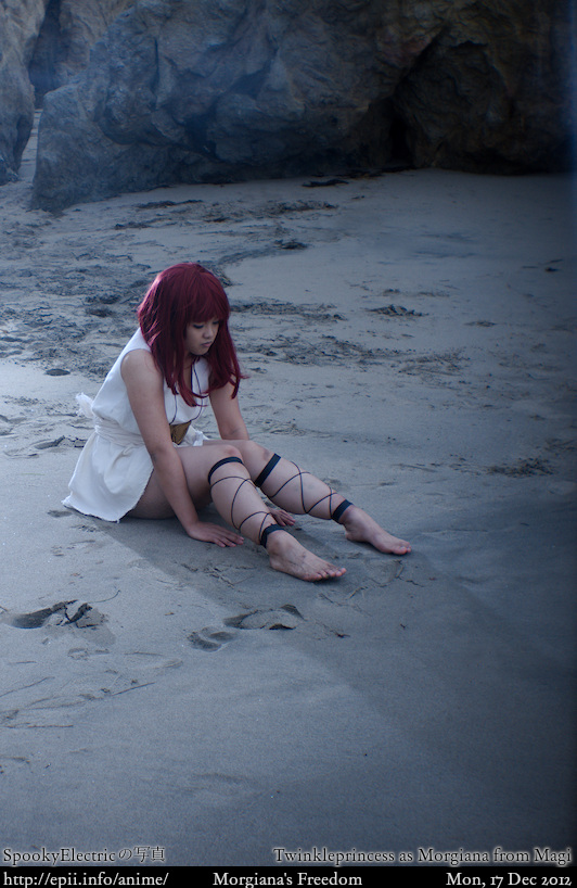 Cosplay  Picture: Magi - Morgiana 6604