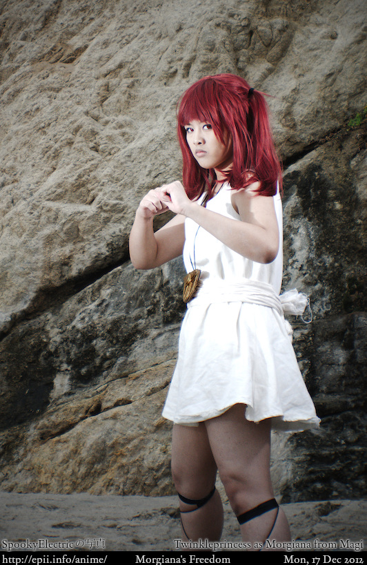 Cosplay  Picture: Magi - Morgiana 6638