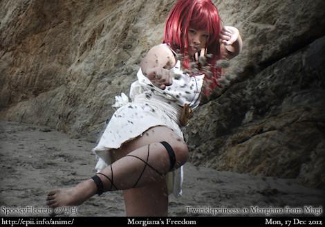 Cosplay  Picture: Magi - Morgiana 6655
