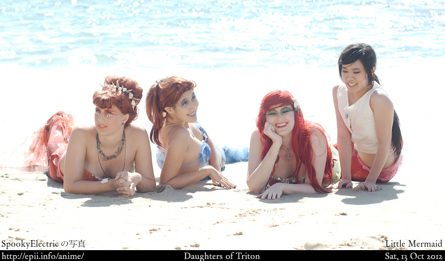 Picture: Little Mermaid - Group 4634