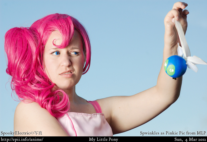 Cosplay  Picture: MLP - Pinkie Pie 2920