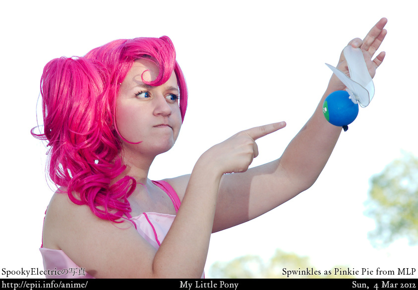 Cosplay  Picture: MLP - Pinkie Pie 2921