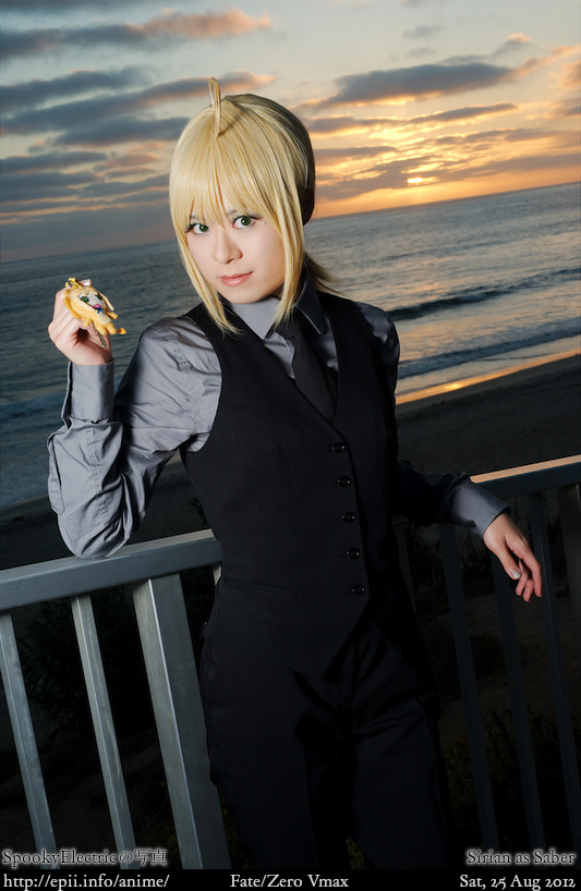 Cosplay  Picture: Fate Zero - Saber 3467