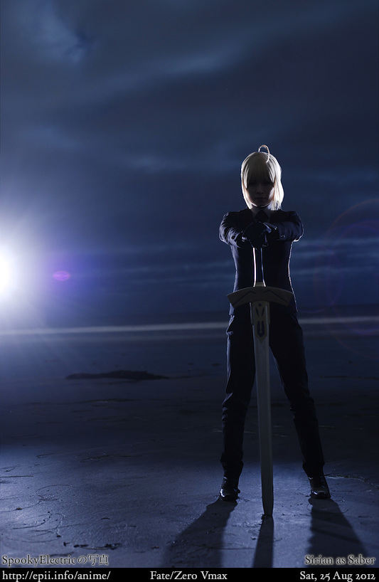 Cosplay  Picture: Fate Zero - Saber 3890