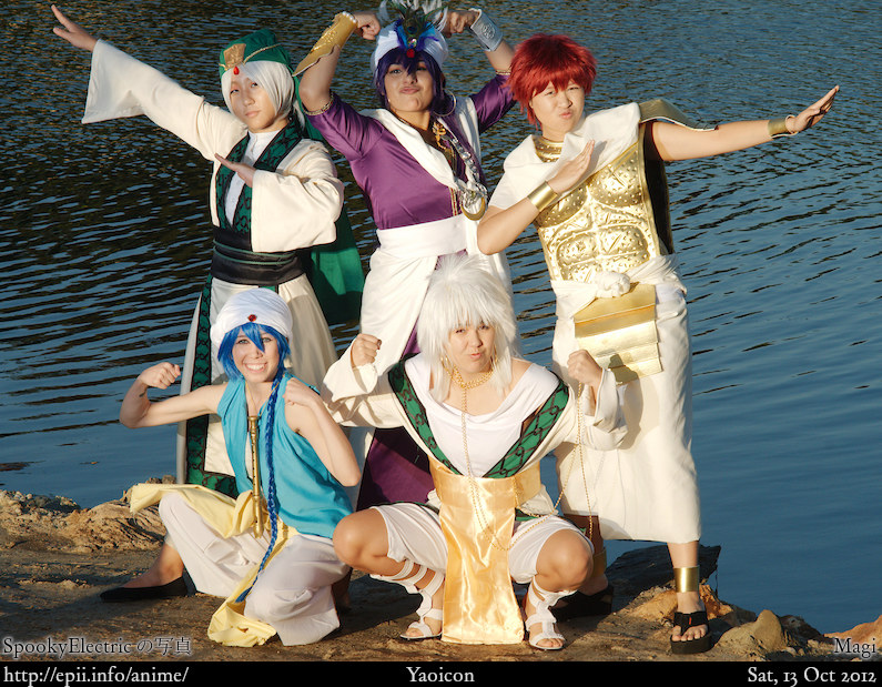 Picture: Magi - Group 4894