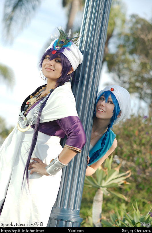 Picture: Magi - Sinbad and Aladdin 4829