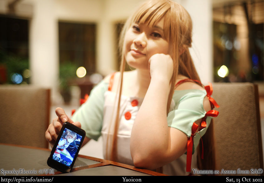 Cosplay  Picture: SAO - Asuna 5104
