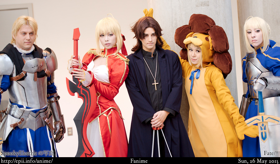 Cosplay  Picture: Fate/*