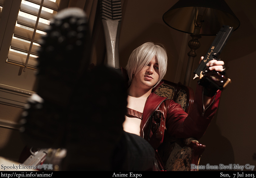Picture: Devil May Cry - Dante 8559