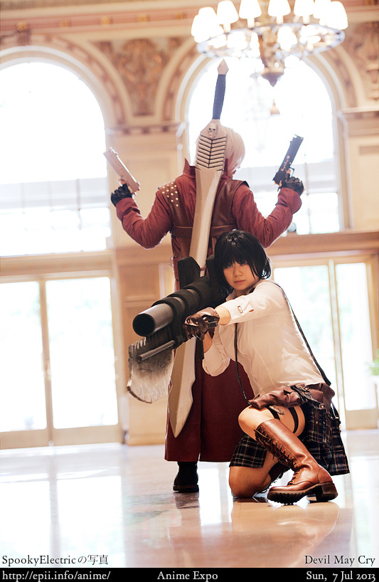 Picture: Devil May Cry - Dante and Lady 8651