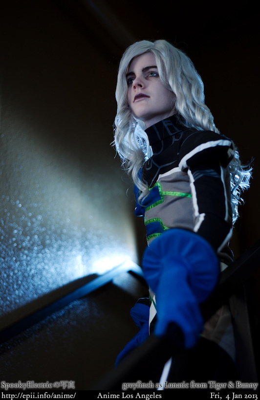 Cosplay  Picture: Tiger and Bunny - Lunatic 7121