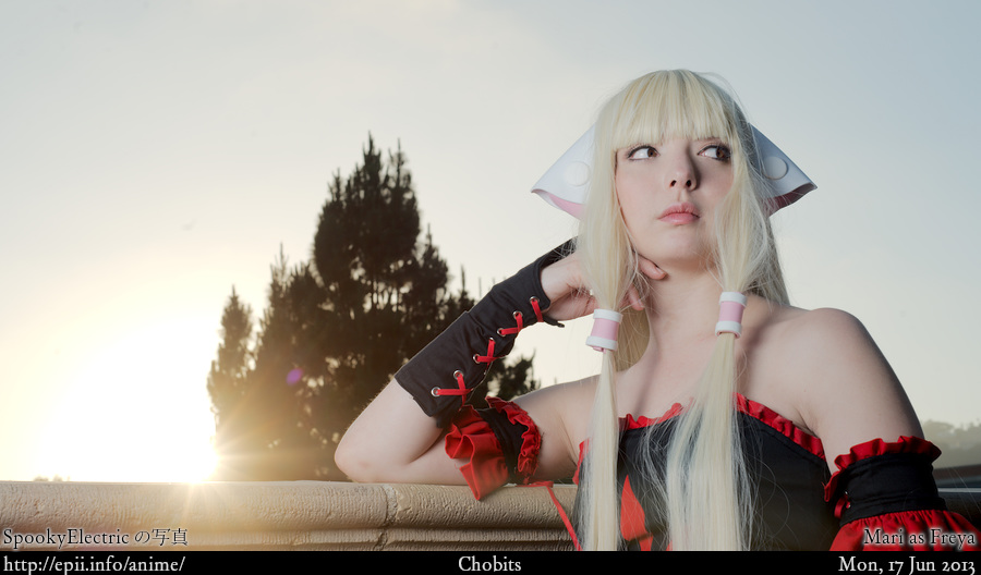 Cosplay  Picture: Chobits - Freya 7331