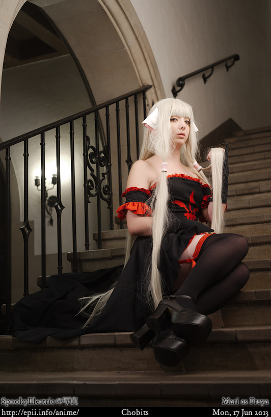 Cosplay  Picture: Chobits - Freya 7472
