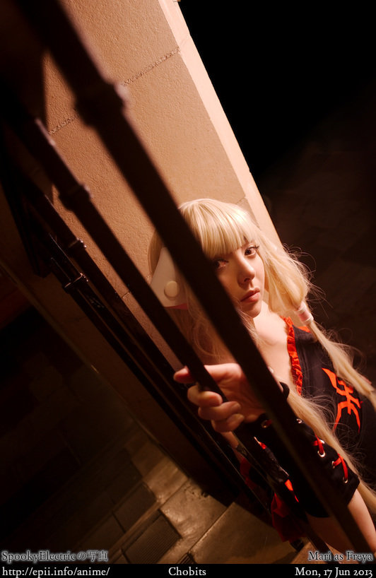 Cosplay  Picture: Chobits - Freya 7517