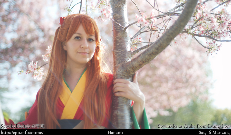 Cosplay  Picture: Evangelion - Asuka 1293