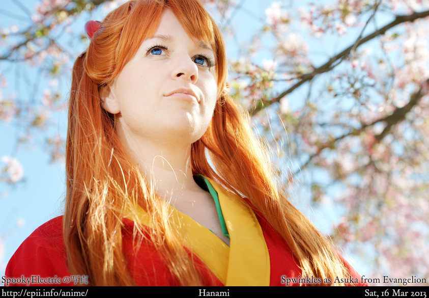 Cosplay  Picture: Evangelion - Asuka 1388