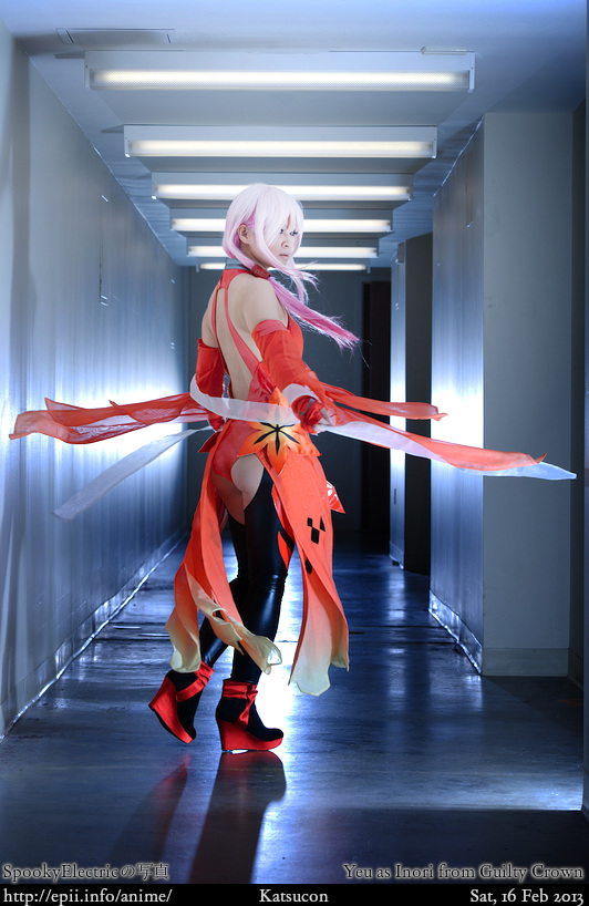 Cosplay  Picture: Guilty Crown - Inori 9392