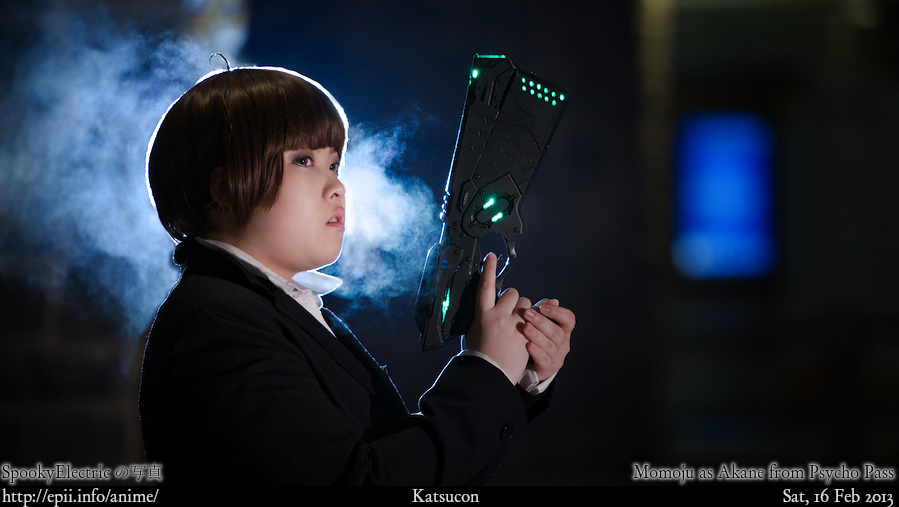 Cosplay  Picture: Psycho Pass - Akane 8968