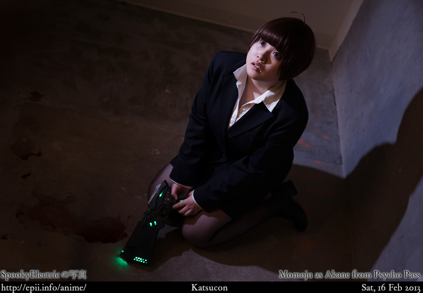 Cosplay  Picture: Psycho Pass - Akane 9284