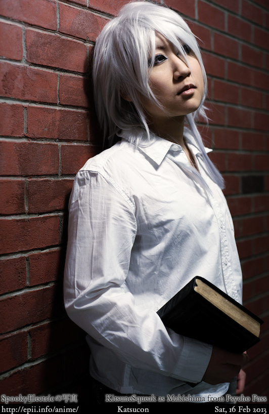 Cosplay  Picture: Psycho Pass - Makishima 8905