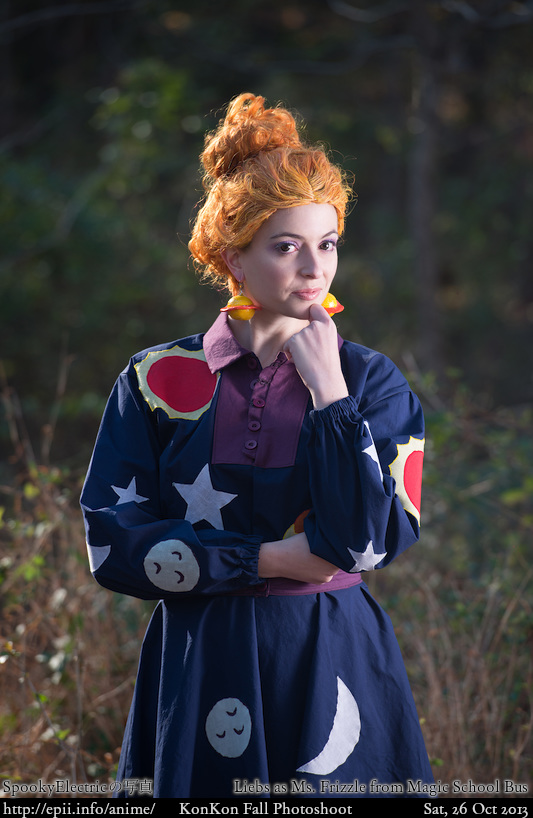 Cosplay  Picture: Magic School Bus - Ms. Frizzle 3024