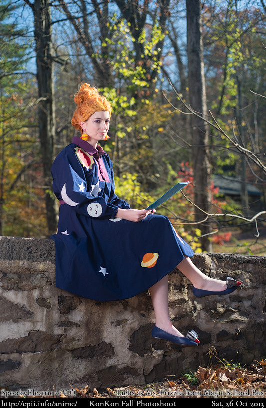 Cosplay  Picture: Magic School Bus - Ms. Frizzle 3027