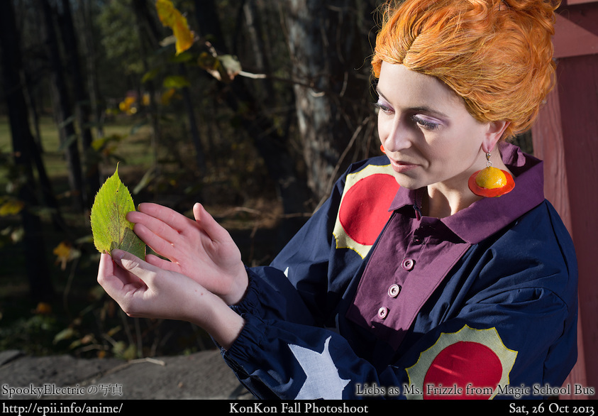 Cosplay  Picture: Magic School Bus - Ms. Frizzle 3033