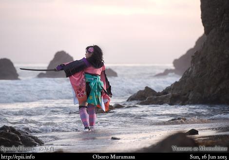Picture: Muramasa - Momohime 7062