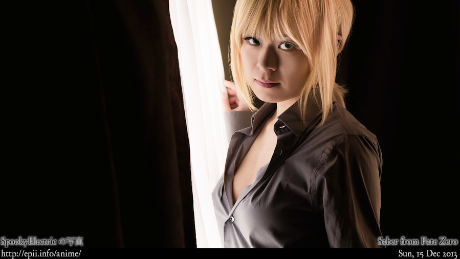Cosplay  Picture: Fate Zero - Saber 4704