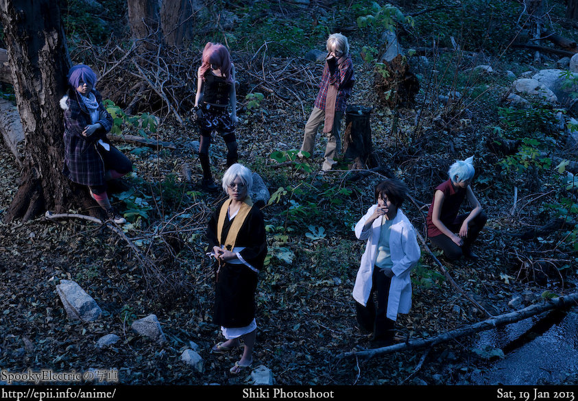 Cosplay  Picture: Shiki - Group 7411