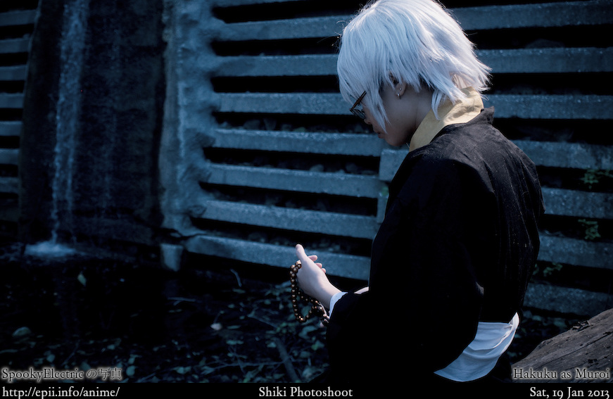Cosplay  Picture: Shiki - Muroi 7503