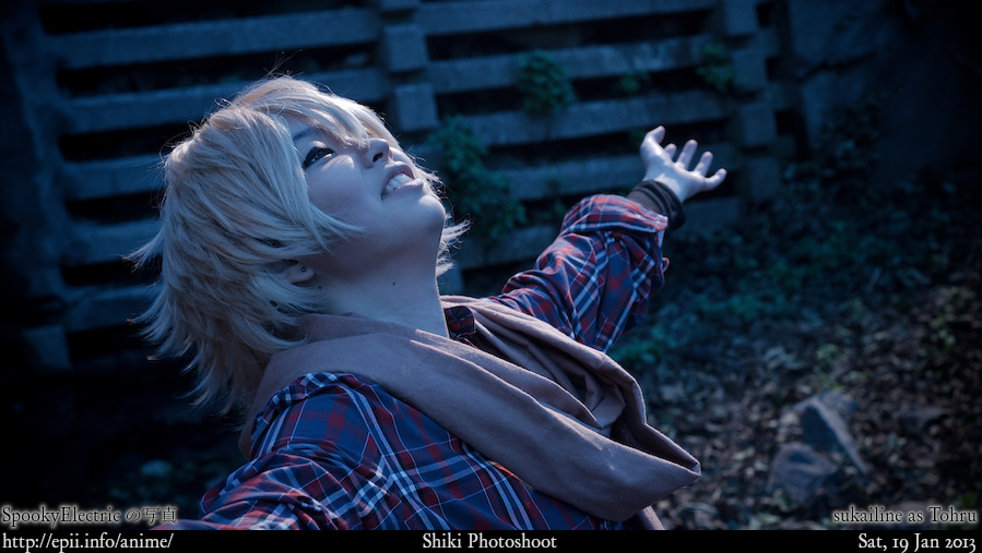 Cosplay  Picture: Shiki - Tohru 7517