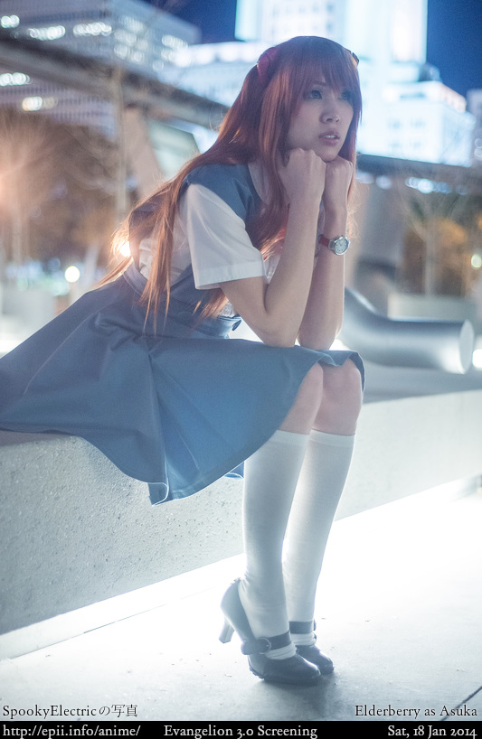 Cosplay  Picture: Evangelion - Asuka 6066