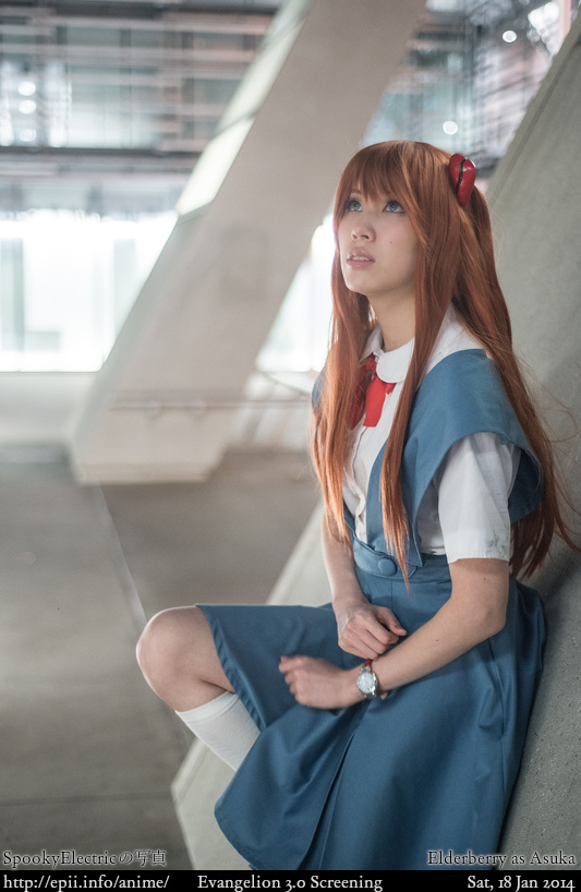 Cosplay  Picture: Evangelion - Asuka 6074