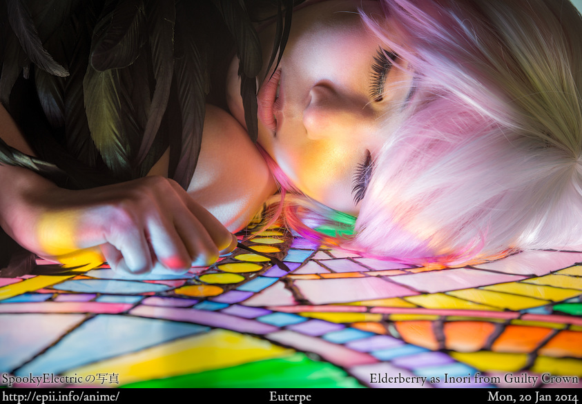 Cosplay  Picture: Guilty Crown - Inori 6601
