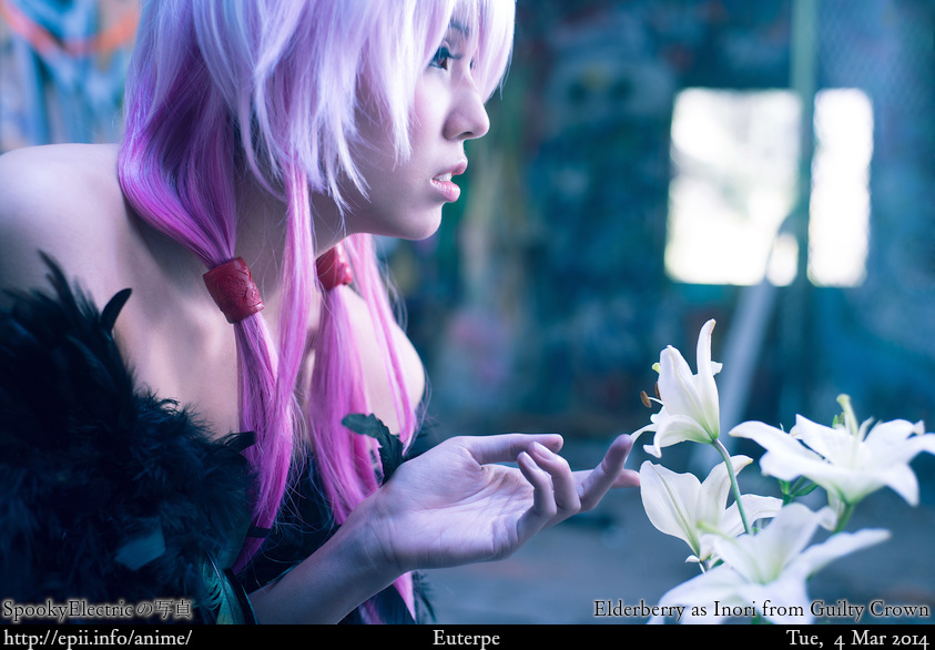 Cosplay  Picture: Guilty Crown - Inori 8292
