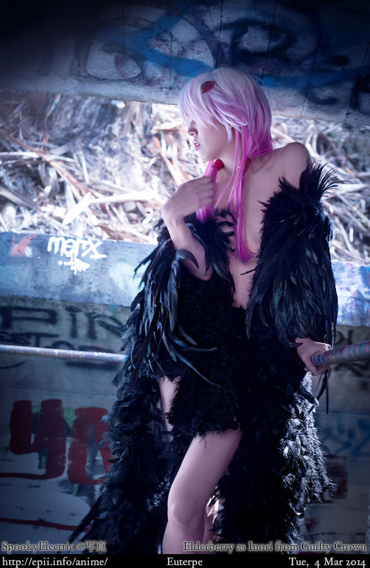 Cosplay  Picture: Guilty Crown - Inori 8501