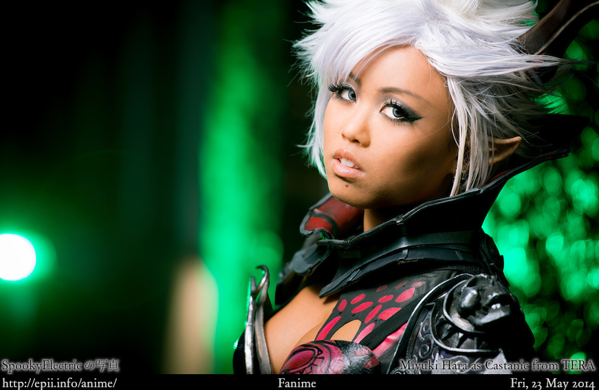 Cosplay  Picture: TERA - Castanic (Warrior) 2418