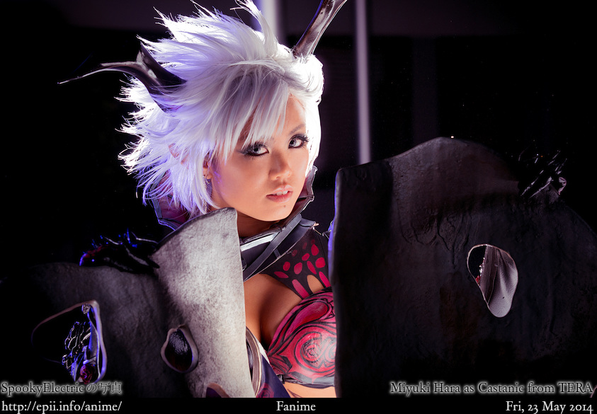 Cosplay  Picture: TERA - Castanic (Warrior) 2428