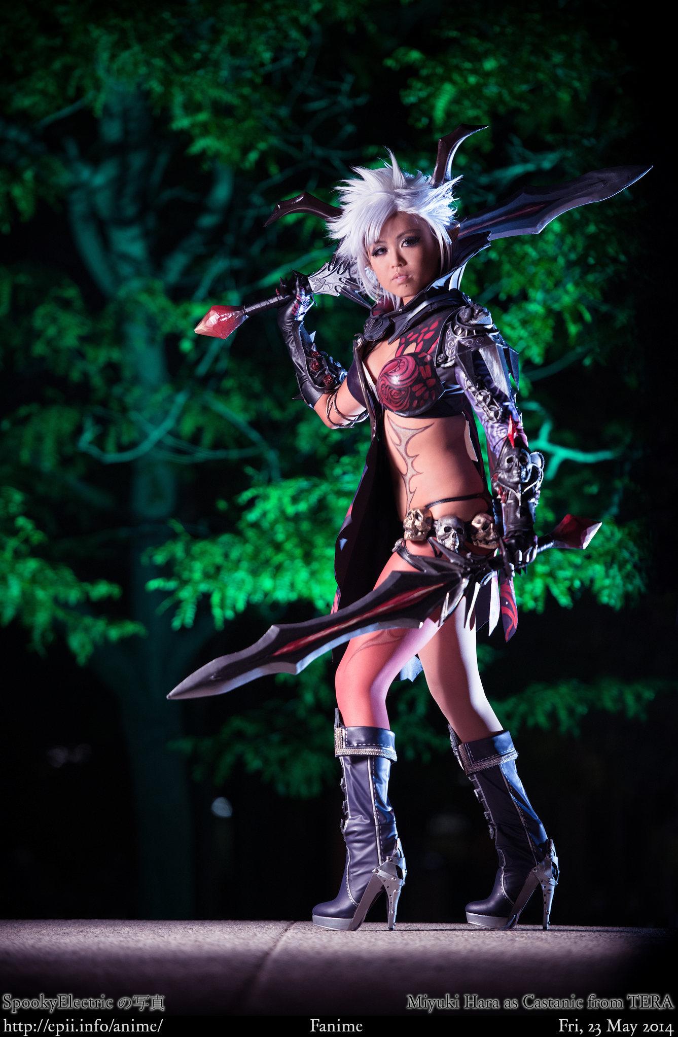 Tera Castanic Warrior 2477 E I Info