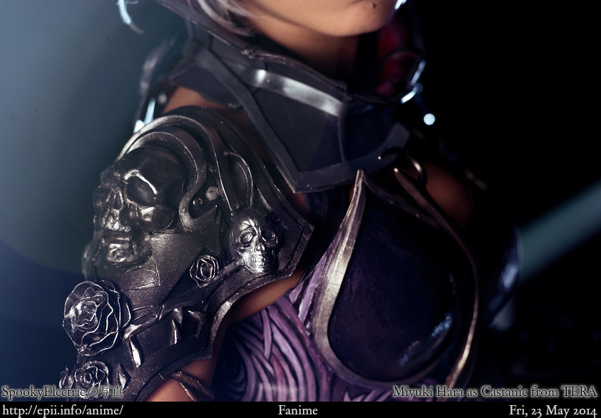 Cosplay  Picture: TERA - Castanic (Warrior) 2524