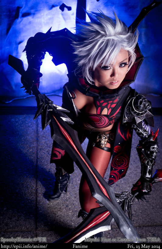 Cosplay  Picture: TERA - Castanic (Warrior) 2604