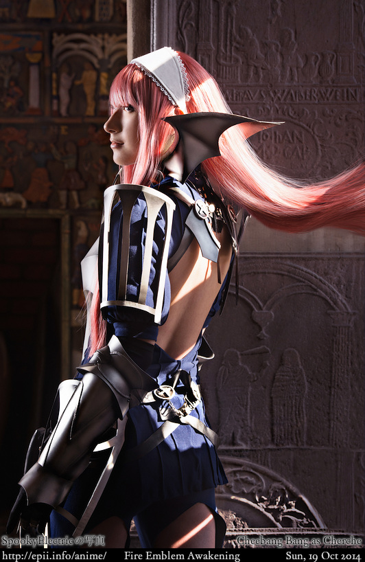 Cosplay  Picture: Fire Emblem Awakening - Cherche 7468