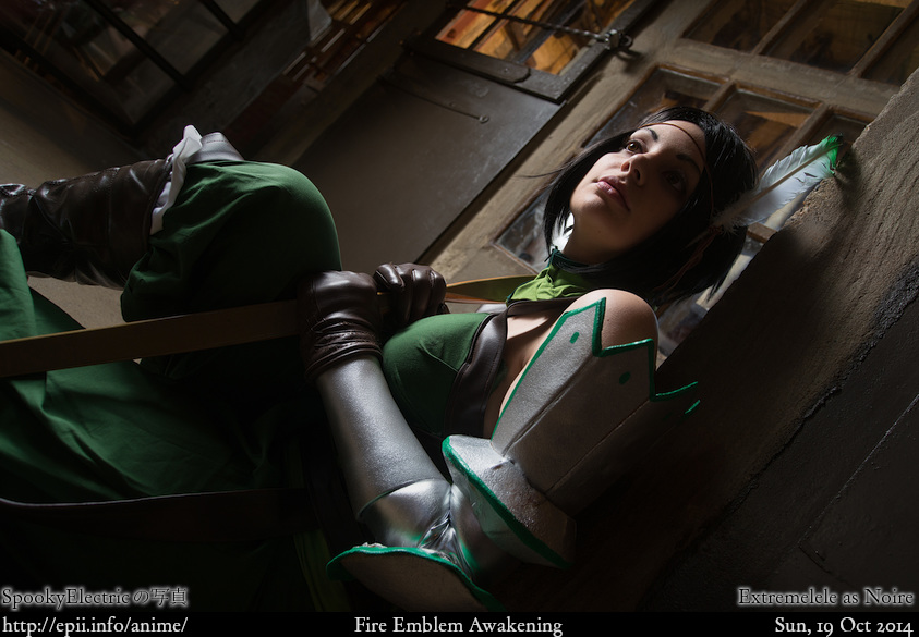 Cosplay  Picture: Fire Emblem Awakening - Noire 7510