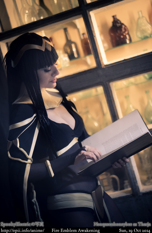 Cosplay  Picture: Fire Emblem Awakening - Tharja 7607